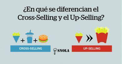 Up-Selling y Cross-Selling, las mejores técnicas para vender más.