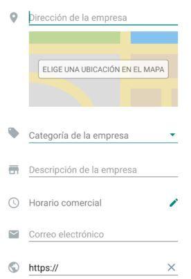 Perfil Empresa WhatsApp Business
