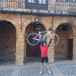 Ciclismo Poza