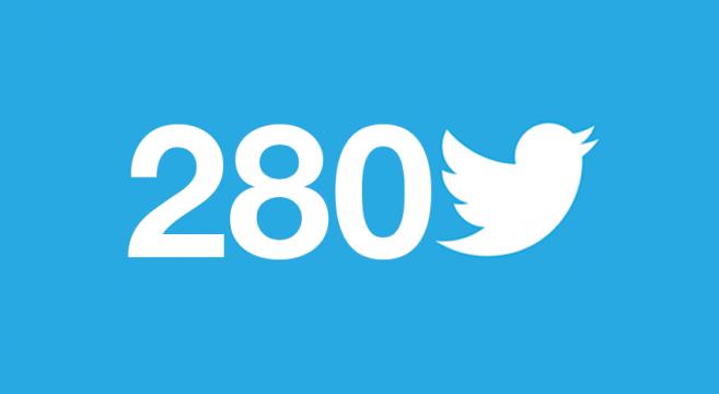 twitter 280