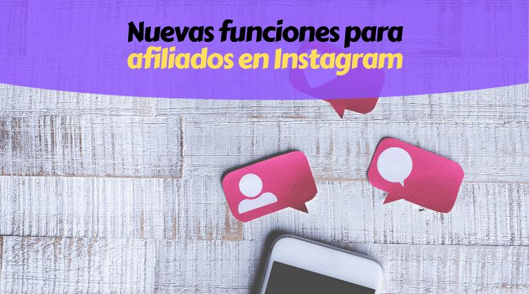 Instagram Affiliates