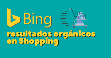 Bing Shopping Ads Organic