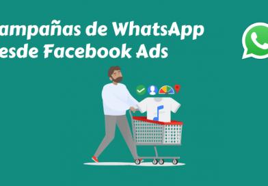WhatsApp Facebook Ads