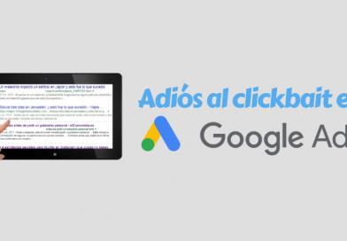 Google Ads Clickbait
