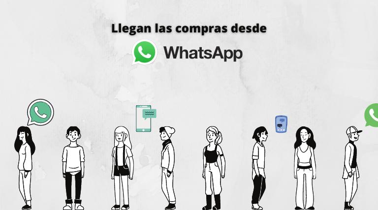 WhatsApp Compras APP