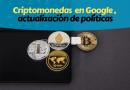 Google Criptomonedas