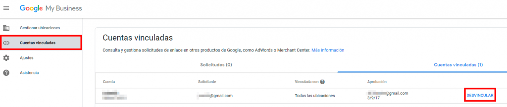 AdWords y Google My Business