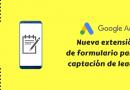 Extensión Formulario Google Ads