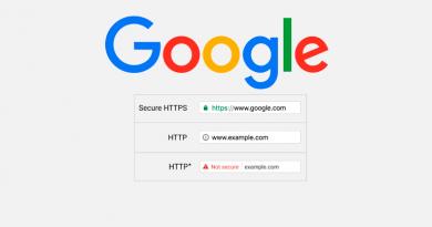 HTTPS en Google