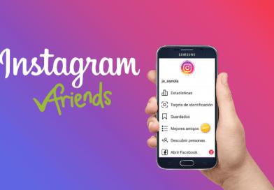 Instagram Stories Amigos
