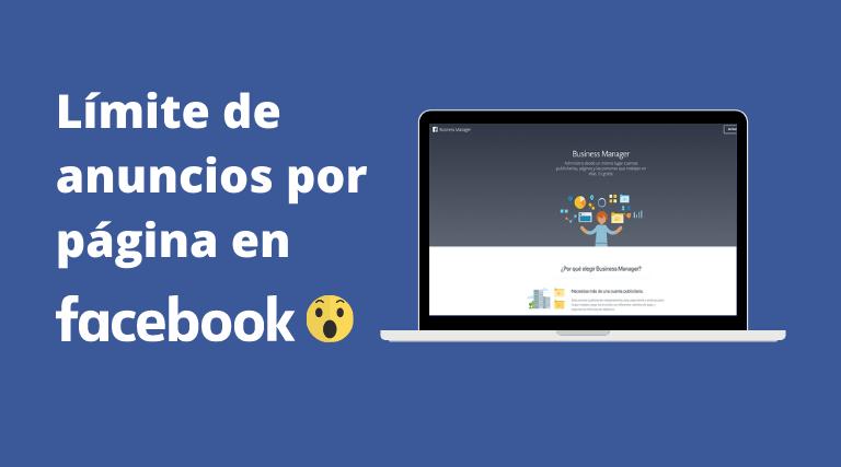 Facebook Limite Anuncios