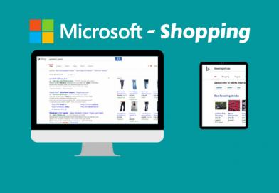 Shopping Bing Ads Microsoft