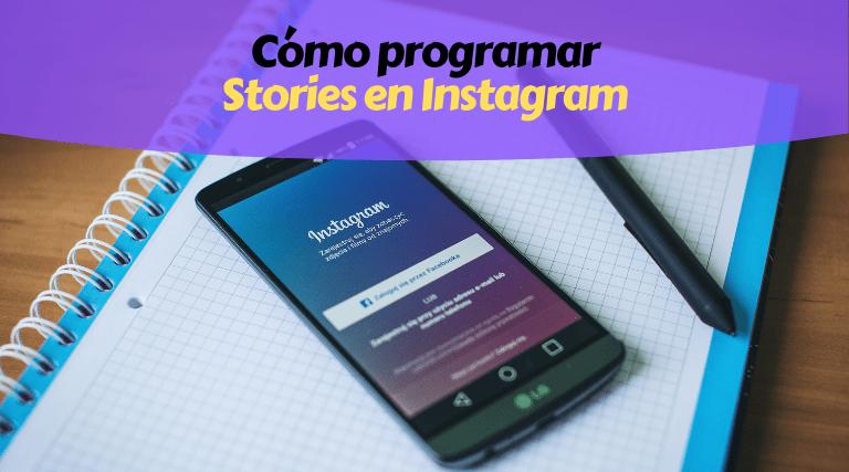Programar Instagram Stories