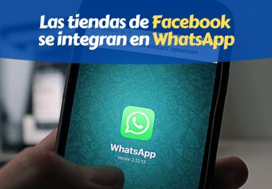 WhatsApp Shop Facebook