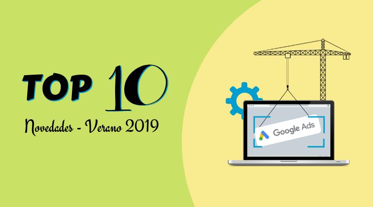 TOP 10 News Google Ads