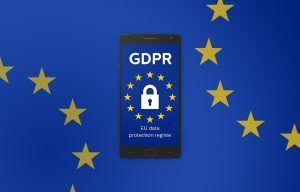 GDPR Unión Europea