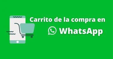 WhatsApp Carrito Compra