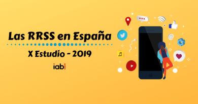 Estudio Redes Sociales 2019 IAB Spain