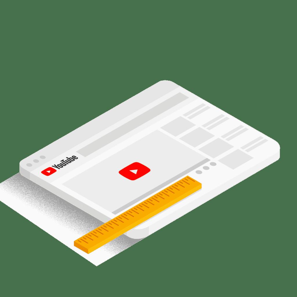 Medición YouTube