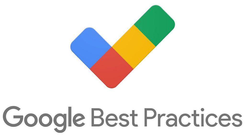 buenas prácticas de Google