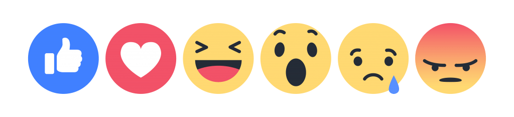 Facebook Reactions