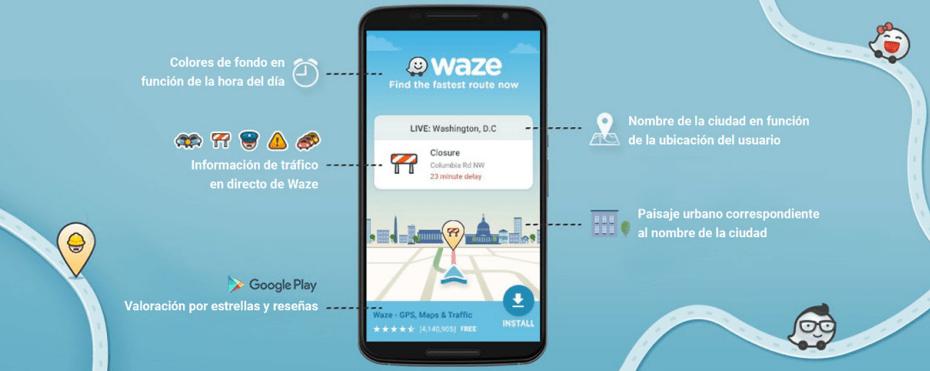 Anuncios en Waze ADs